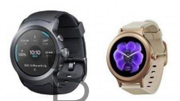 LG Watch Style LG Watch Sport
