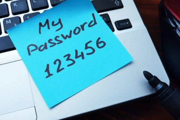 Keeper password list 2016