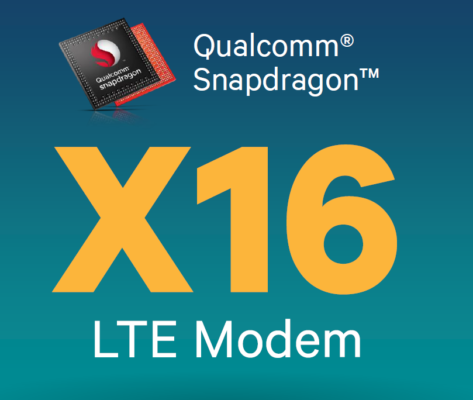 qualcomm snapdragon x16
