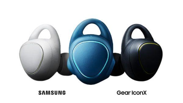 Recensione Samsung Gear IconX, belle ma costose