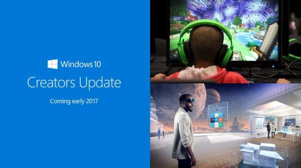 windows 10 creators update microsoft