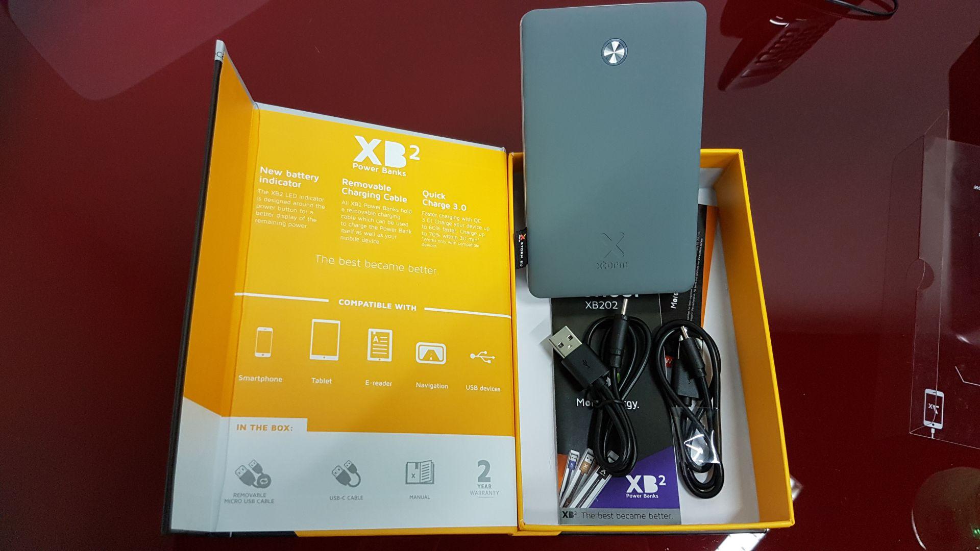 PowerBank Xtorm XB202