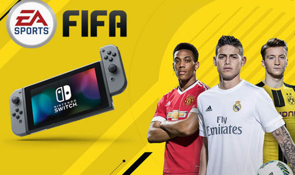 fifa - nintendo switch