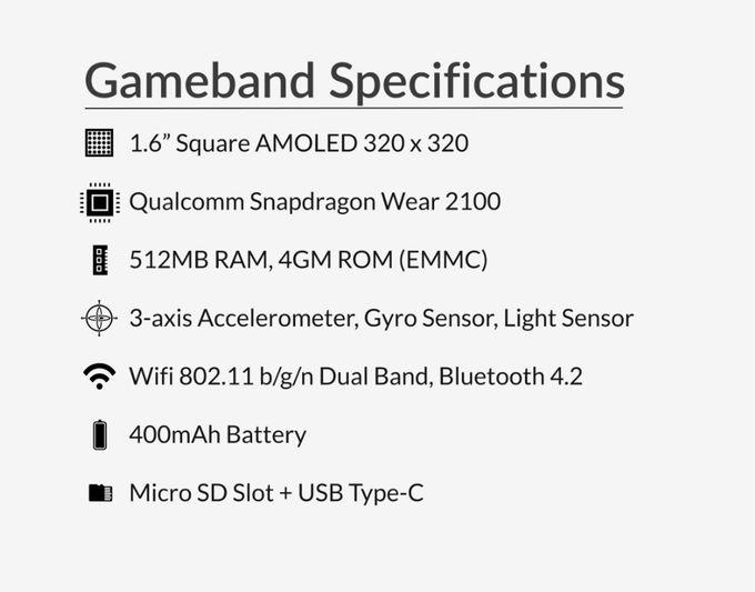 gameband atari kickstarter