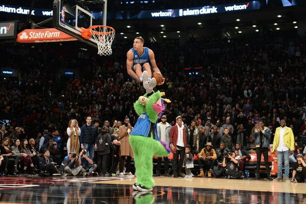 nba dunk contest