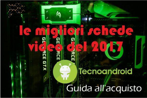 scheda video