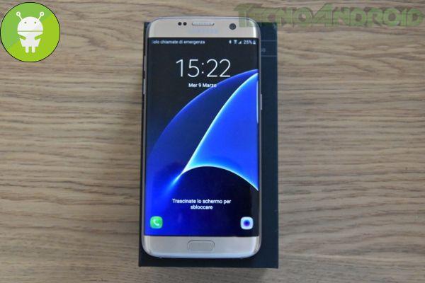 Samsung Galaxy S7: rilasciato l'aggiornamento per il BlueBorne