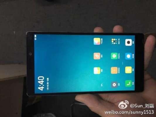 Xiaomi Mi 6 immagini leaked