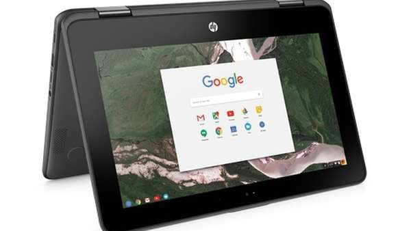 hp x360 chromebook