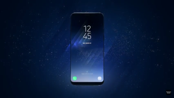 Samsung Galaxy S8 Unpacked