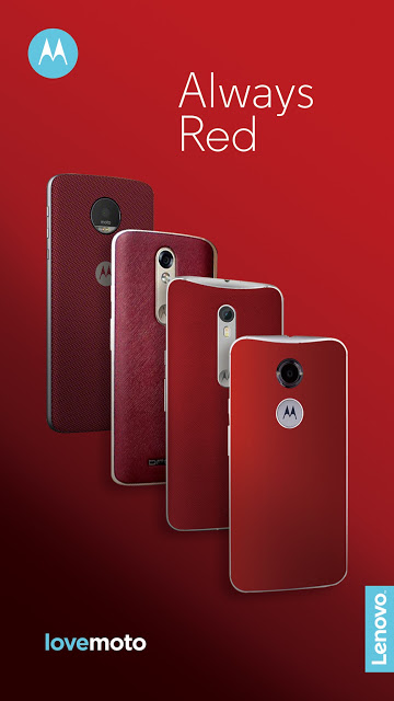 iphone product(RED) motorola prende in giro Apple