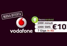 Vodafone Special 1000 7GB