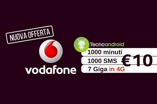 Vodafone Special 7GB