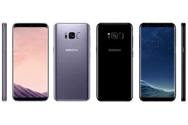 nuovi Galaxy S8