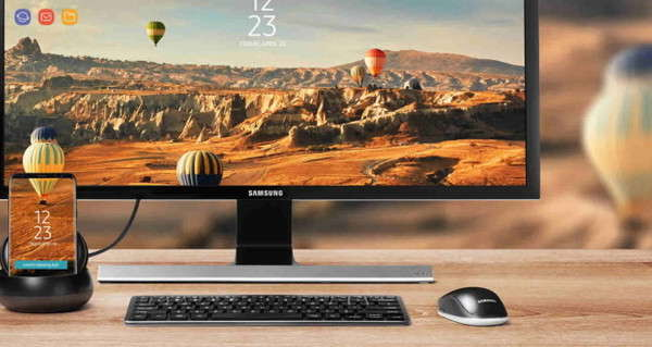 Samsung DeX Galaxy S8
