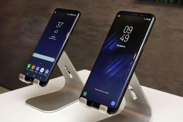 Samsung S8, Samsung S8 Plus