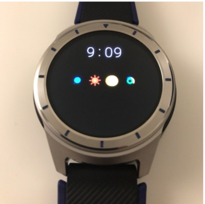 quartz android watch