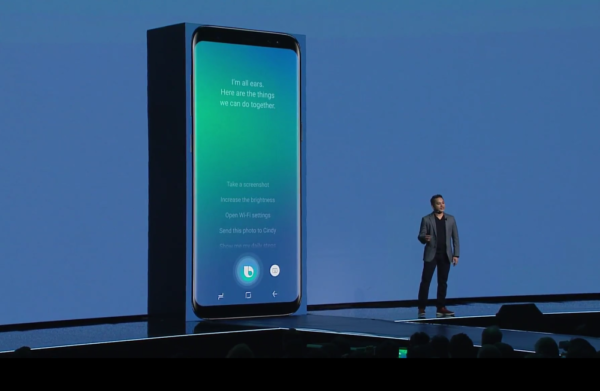 Bixby assistente digitale