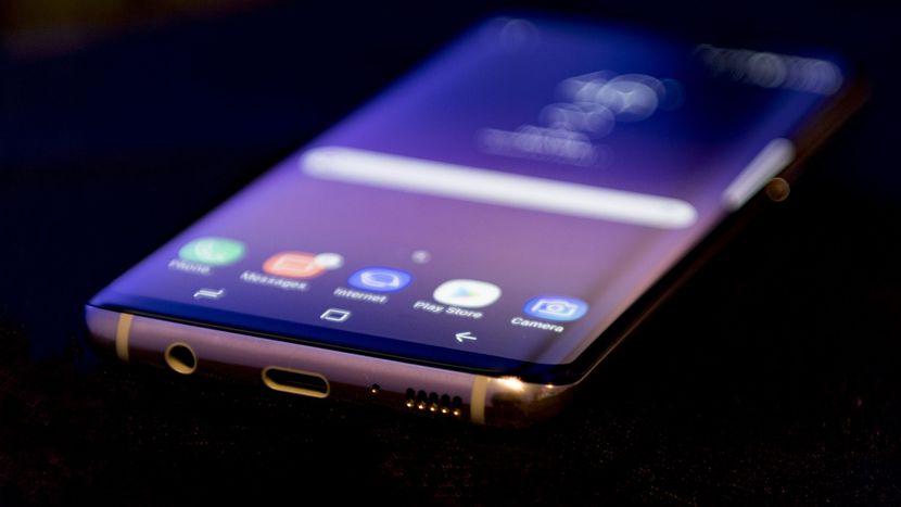 Samsung Galaxy S8 Cina