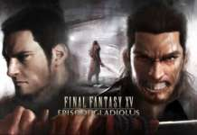 Final Fantasy XV Episode Galdio