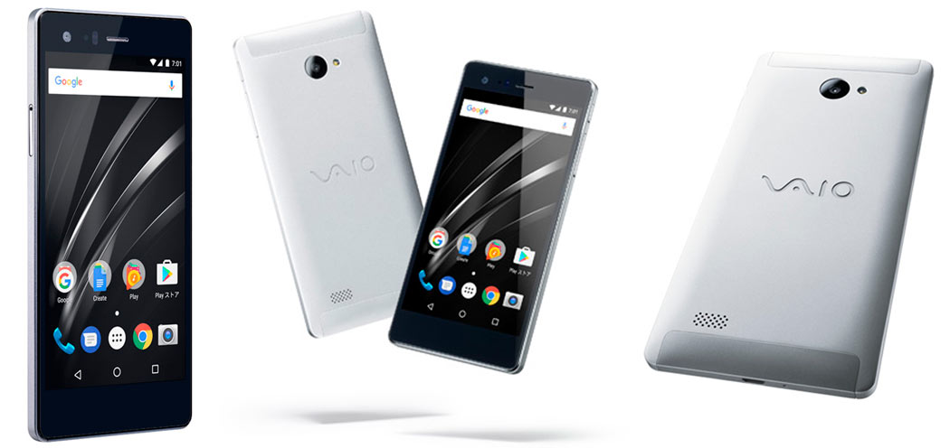 vaio smartphone android