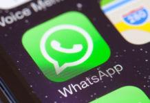 whatsapp nuovo aggiornamento