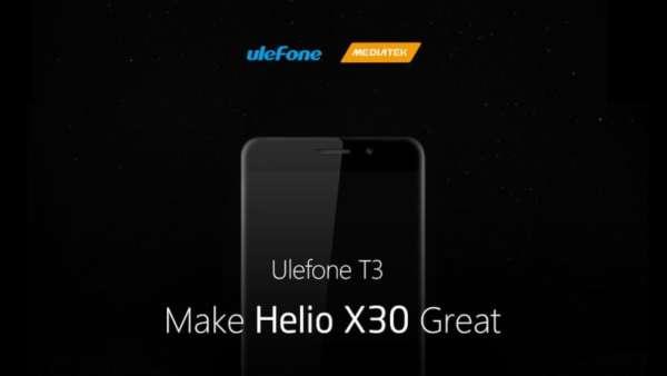t3 ulefone helio