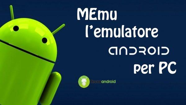 memu emulatore
