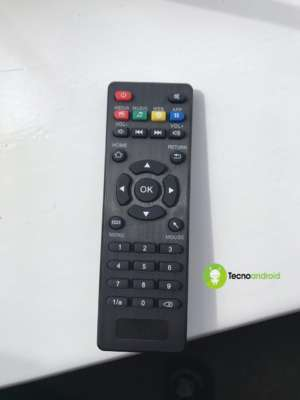 telecomando mini m8s ii