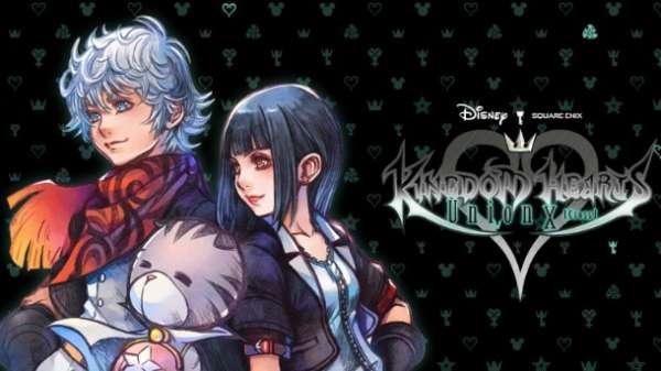 Kingdom Hearts: Union χ Play Store