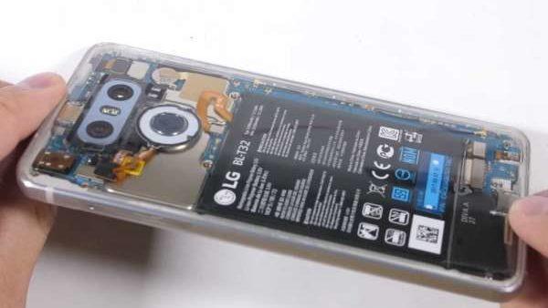 Come avere una cover trasparente sul vostro LG G6