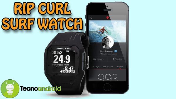 Rip Curl Surf Watch