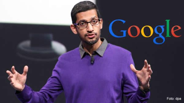Sundar Pichari CEO di Google