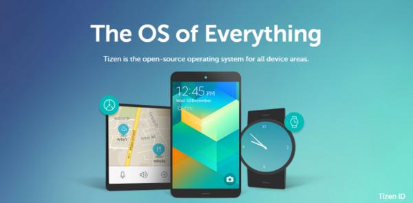 Tizen OS di Samsung