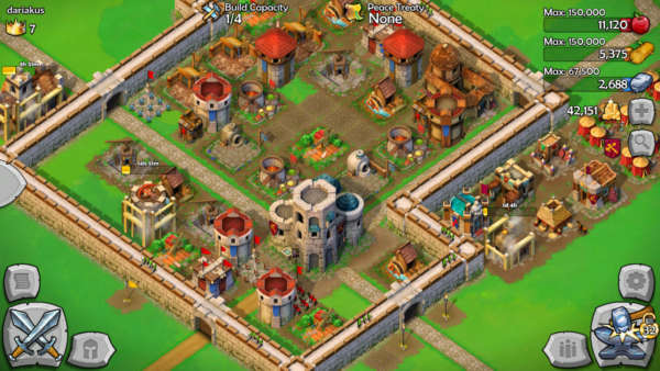 Age of Empires: Castle Siege Android