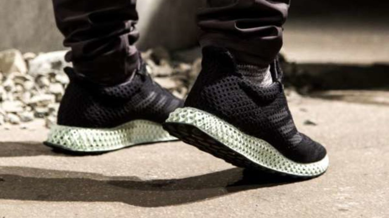 Adidas presenta Futurecraft 4D: le prime scarpe stampate in 3D