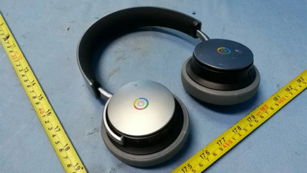 Google cuffie riduzione del rumore