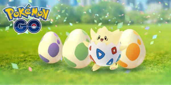 Pokémon GO evento pasquale