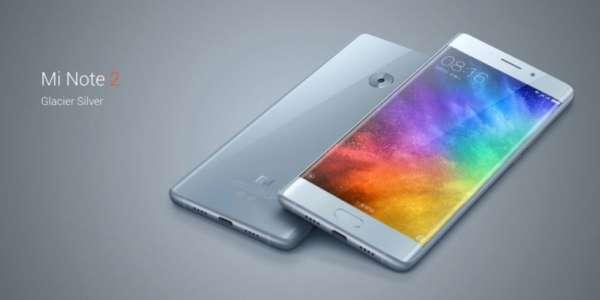 Xiaomi Mi Note 3 Phablet