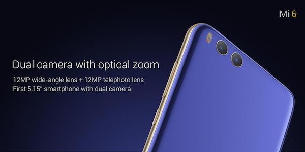 Xiaomi Mi 6 Plus certificazione