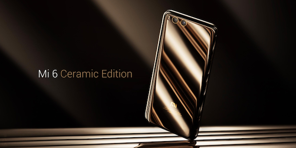 Xiaomi Mi 6 sfida Galaxy S8