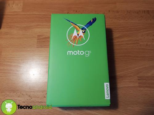Lenovo Moto G5
