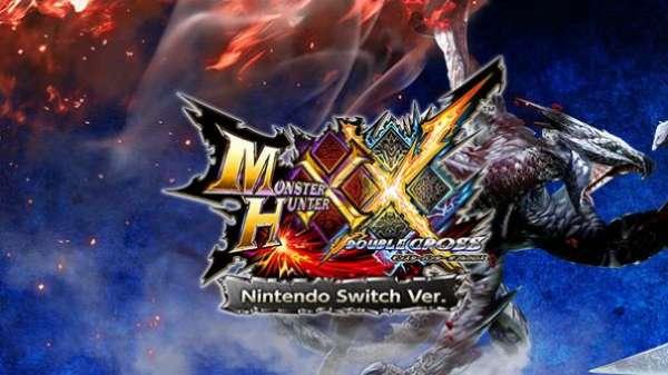 Monster Hunter XX: Capcom annuncia l'approdo su Nintendo Switch