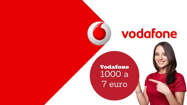 Vodafone: vi accontentereste di 5 Giga al giorno in 4G?