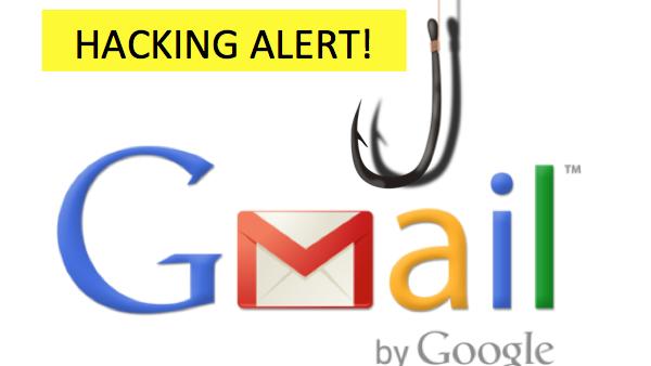 google phising