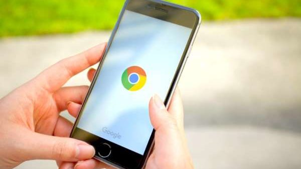 widget per la ricerca Chrome su Android
