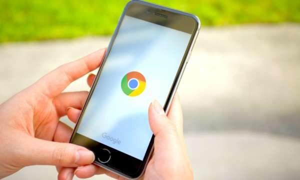 widget ricerca Google Chrome