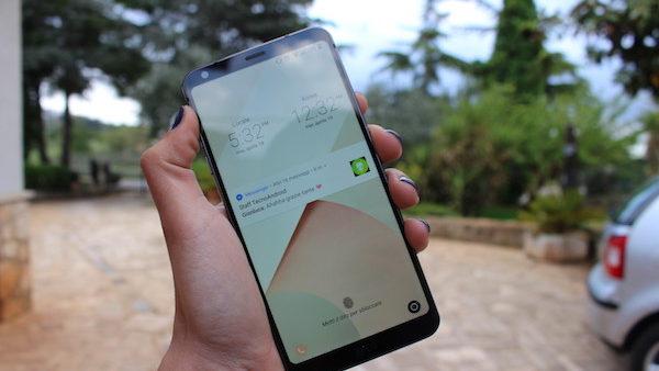 LG G6+ video