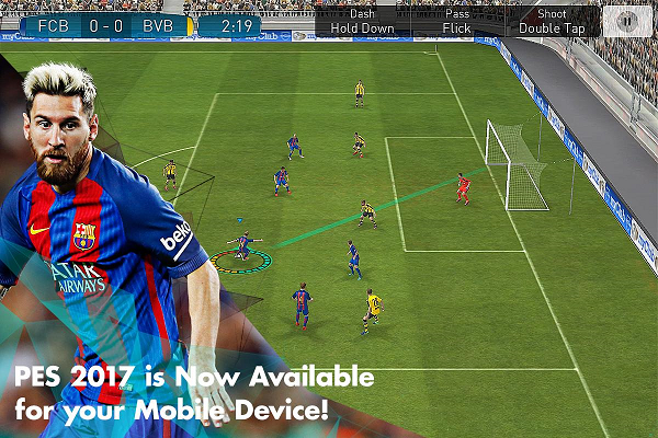 play store android pes 2017