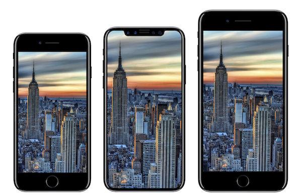 Ecco come potrebbe essere iPhone 8 in base alle recenti indiscrezioni